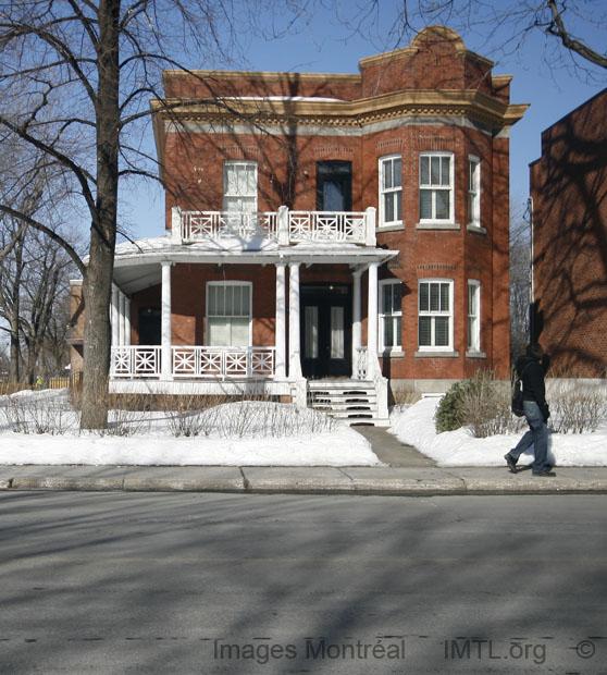 Maison ancienne montr al - Image maison ancienne ...