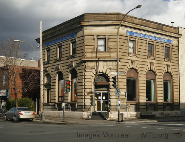 Merchant's Bank of Montreal
