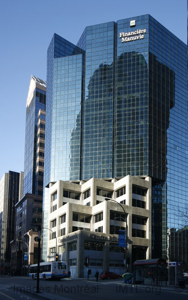 Manulife Financial Building
