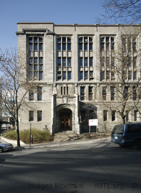 Strathcona Medical Building (McGill)