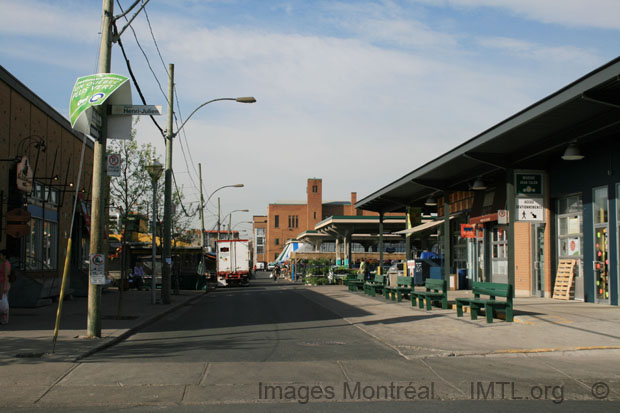 Le March� Jean-talon
