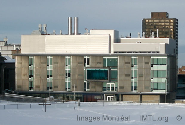 Genome Quebec Centre d'Innovation McGill