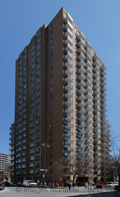 Trylon Tower Apartments - Plateau Mont-Royal - Montreal