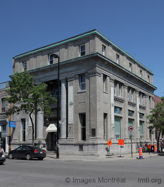 Former Bank Of Montreal Ontario Street Branch