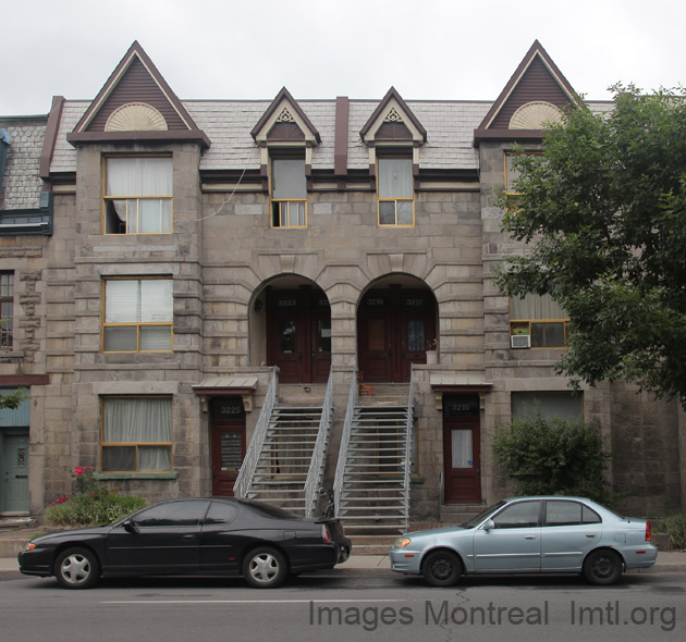 Triplex at Saint-Antoine