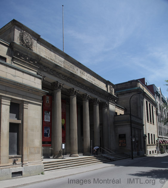 Montreal Stock Exchange (Ancienne bourse)