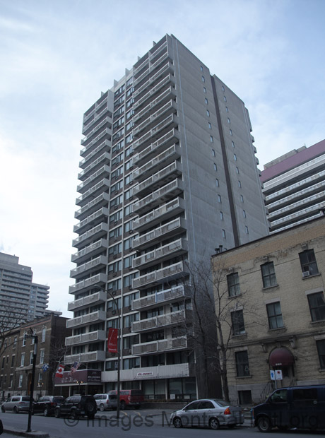 Hotel Downtown Montreal