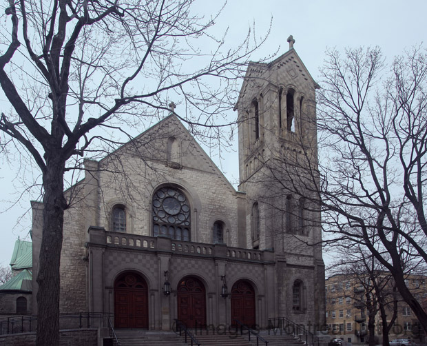 �glise Saint-L�on de Westmount