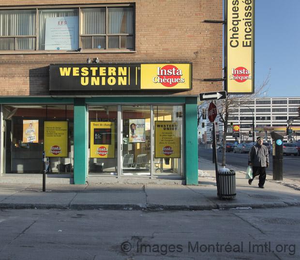 Western Union Montreal Centre Ville