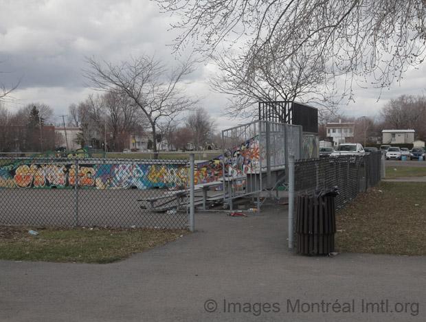 Parc pour skateboard   Parc Emma-Bourbonnais