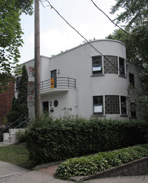 Maison Art déco - Montréal