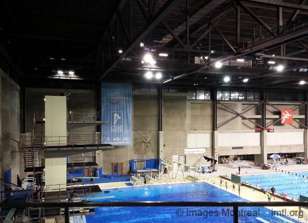 Complexe sportif claude robillard montr al for Claude robillard piscine