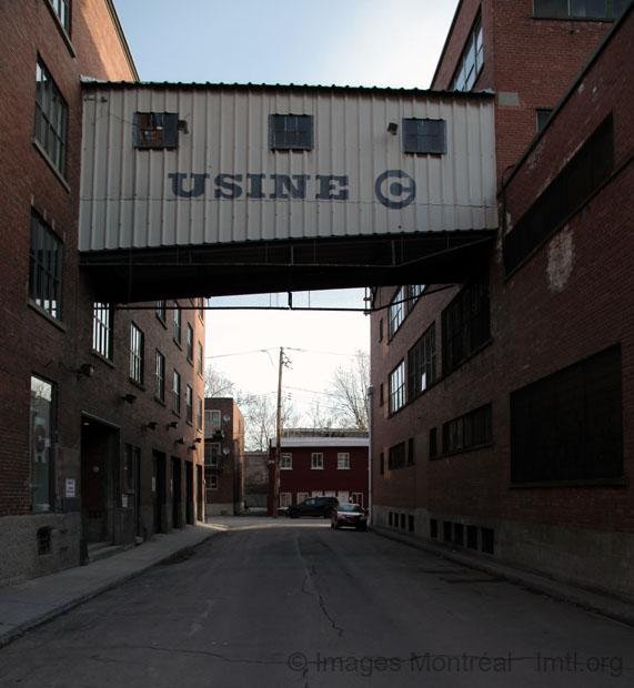 Usine C - Montreal
