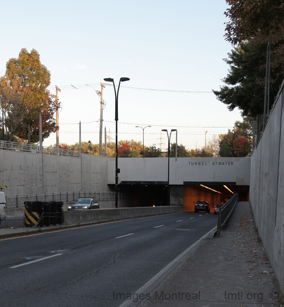 Tunnel Atwater
