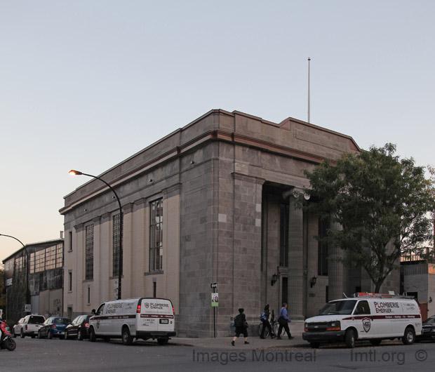 Le 1700 la poste montr al - Bureau de poste montreal ...
