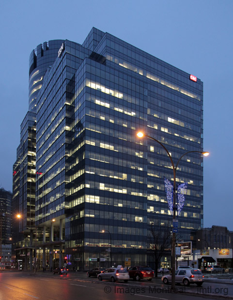 E commerce placetower ii montreal for Commerce montreal