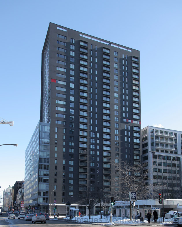 Louis Bohème Condominiums