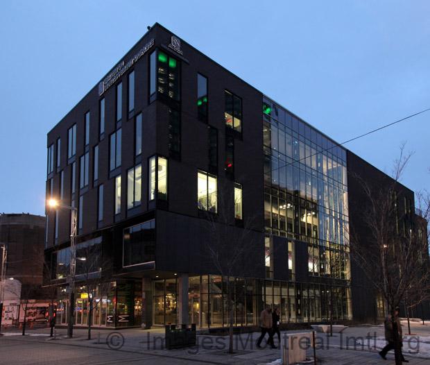 Maison du d veloppement durable montr al - Maison du developpement durable ...