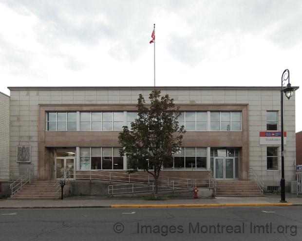Verdun postal office distribution montreal - Bureau de poste montreal ...