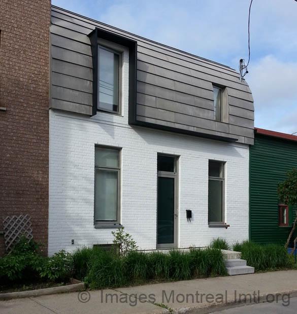 Maison contemporaine montr al for Maison moderne montreal