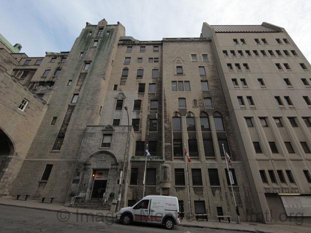 Hôpital Saint-Luc - Montréal