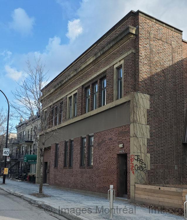 Ancien Bureau De Poste R Montreal