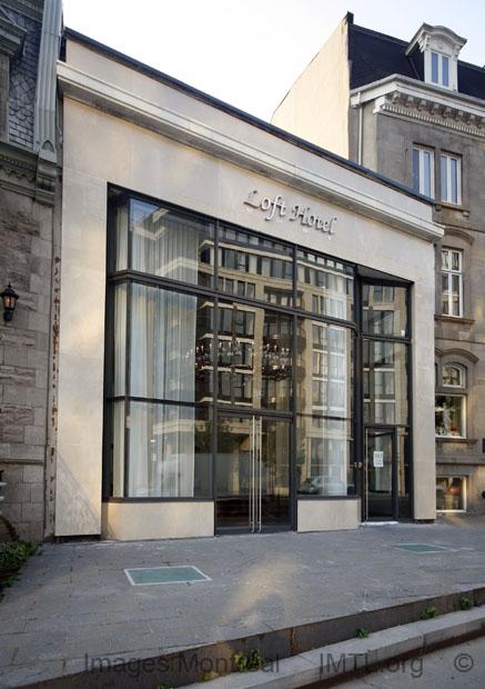 Loft Hotel Espace Cormier Montreal