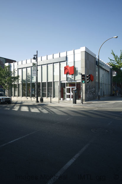 Banque Nationale - Saint-Laurent