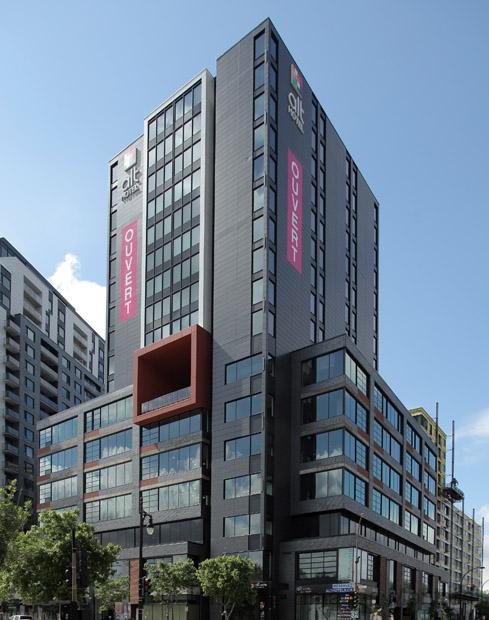 Alt Hotel Montreal >> Alt Hotel District Griffin Montreal