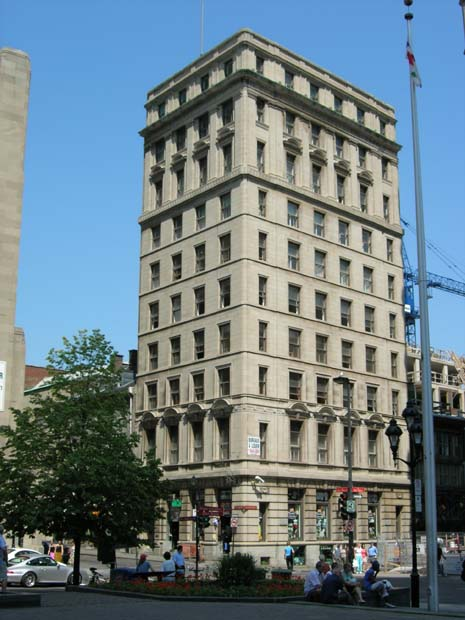 Duluth Building - Montreal