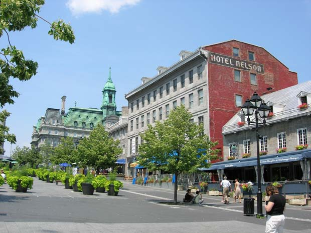 Jacques Cartier Place
