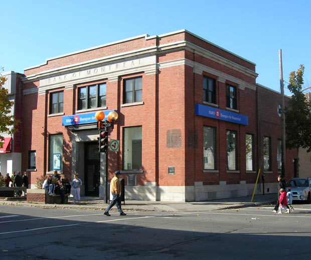 Bank Of Montreal Masson Branch
