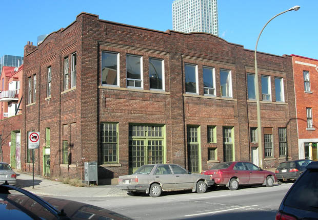 Former workshop