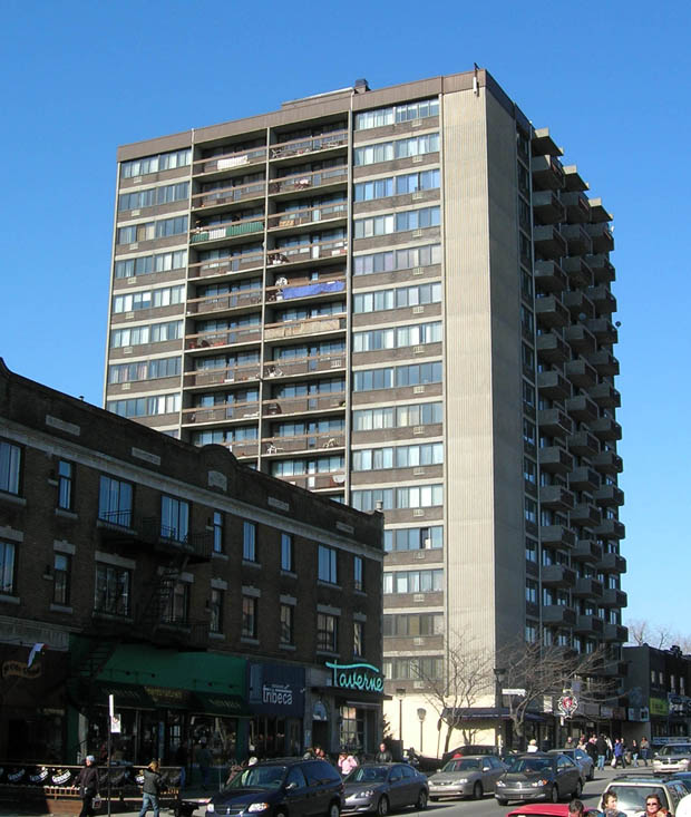Monkland Tower