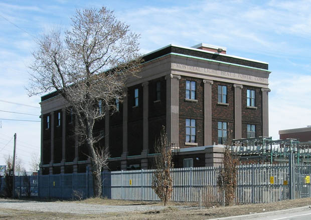 Montreal Light Heat & Power Consolidated