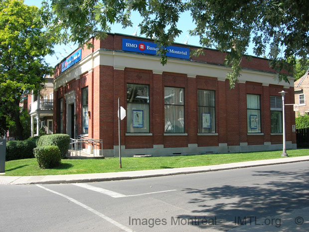 Bank of Montreal Westminster Branch