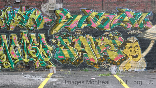 Meeting of Styles Montreal 2006