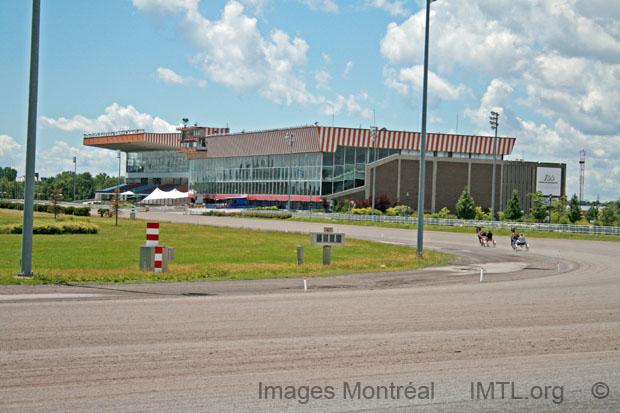 Hippodrome Blue Bonnets de Montréal