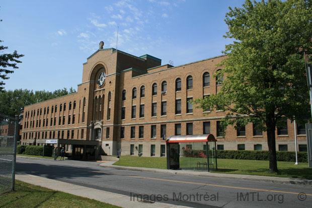 Notre-Dame de la Merci Hospital - Montreal