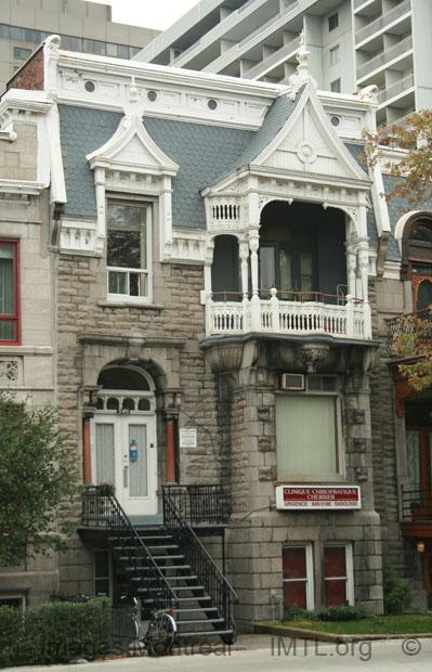 Duplex style Victorien - Montréal