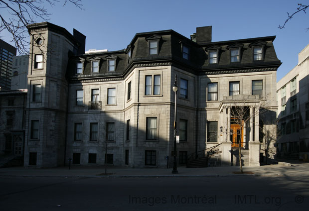 McGill Faculty Club