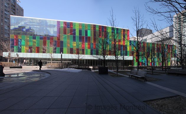 Montreal Convention Center (Palais des Congrès)