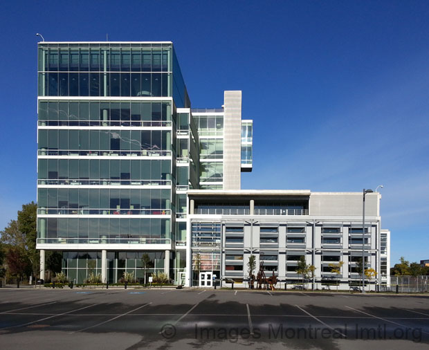 Cirque du soleil headquarters montreal