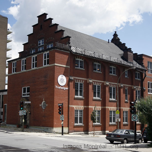 Trafalgar School For Girls Montreal