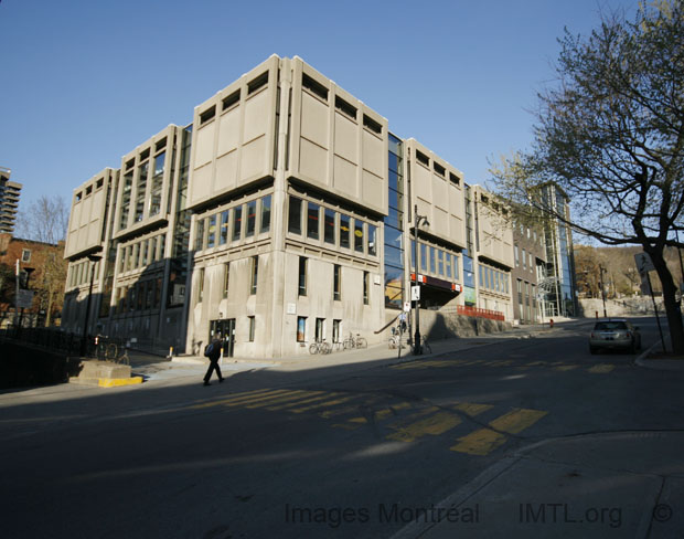 Centre Universitaire McGill