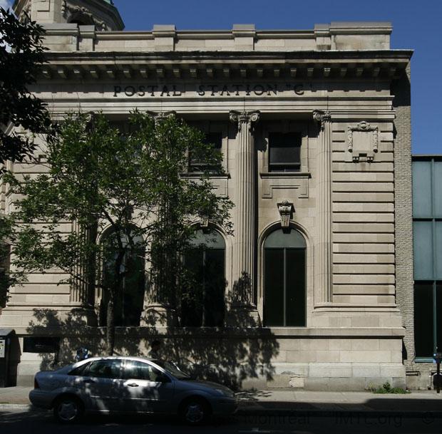 Bureau de poste c montr al - Bureau de poste montreal ...