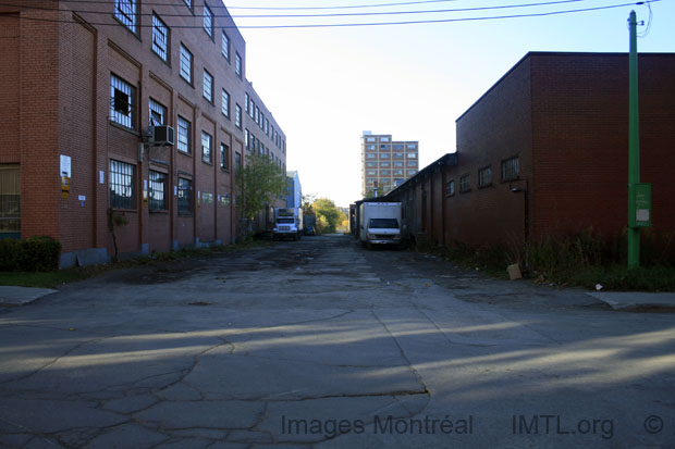 Ruelle Durocher / Beaubien