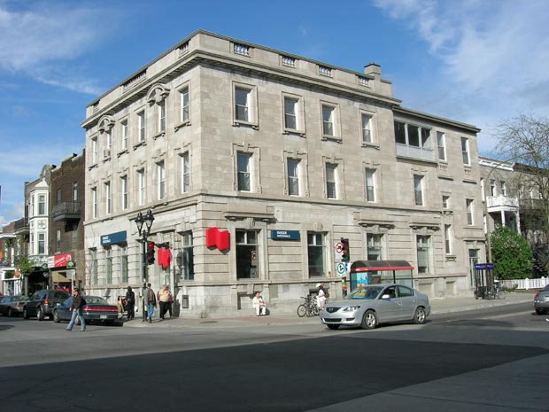 Banque Nationale Succursale Mont-Royal