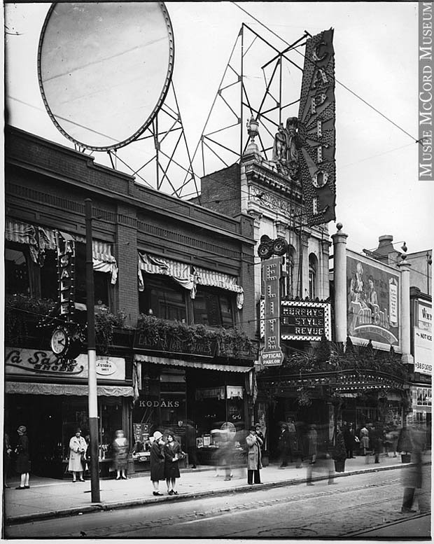 Ancien capitol Theatre