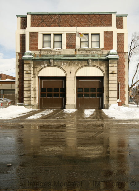 Fire Station No. 41